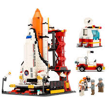 <b>City Spaceport Space</b> The Shuttle Launch Center Bricks Building ...