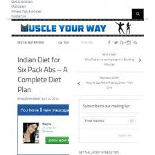 Diet Chart For Abs Workout The Abs Diet And Workout Program Pdf Od4pjk580d4p