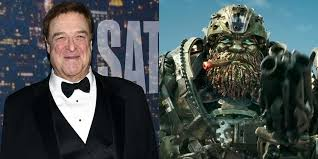 goodman transformer. john goodman has voiced hound in two transformers movies. larry busacca/getty images, paramount pictures | insider composite. \ transformer t