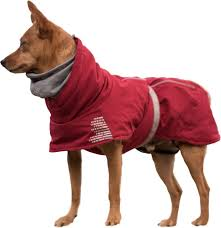 Hurtta Extreme Warmer Dog Jacket 16 In Red