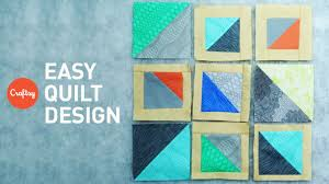 How to Design a Quilt: No Pattern Needed! | Quilting Tutorial ... & How to Design a Quilt: No Pattern Needed! | Quilting Tutorial Adamdwight.com