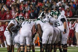 Michigan State Football Releases Depth Chart For Byu Game