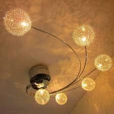 artistic lighting. Aluminum Flush Mount Ceiling Light Artistic Lighting