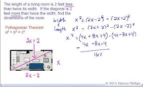 Pythagorean Theorem Word Problems Worksheets Worksheets for all ...