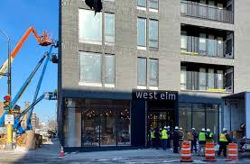 West Elm Sets New Opening Date - North Loop Neighborhood