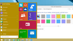 Windows 10 Color Scheme Quick Tips And Tricks To Customize Windows 10 Start Menu