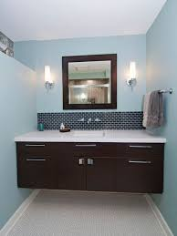 bathroom vanity lighting ideas. inspiration for a contemporary 34 ceramic tile and black mosaic floor bathroom vanity lighting ideas h
