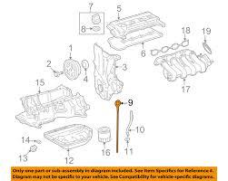 toyota oem engine oil fluid dipstick 1530121060 toyota oem engine oil fluid dipstick 1530121060