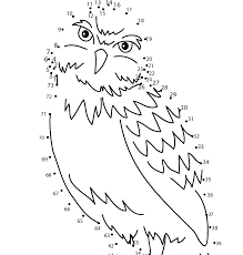 Printable Owl Coloring Pages For Adults Math Worksheets