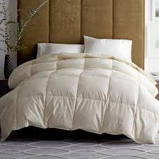 the company legends luxury geneva light warmth ivory queen down comforter