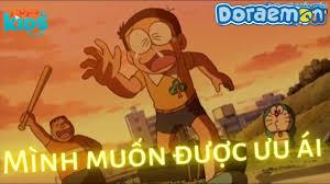 S9] Doraemon Tập Dài Mới Nhất - Mình Muốn Được Ưu Ái - Doraemon Tiếng Việt  2020