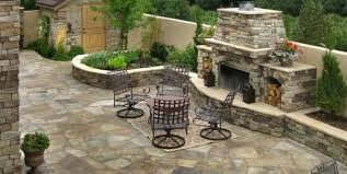 how to install flagstone landscaping