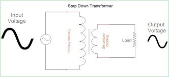 step down transformer transformer circuit diagram symbol at Transformer Circuit Diagram