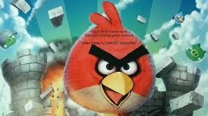 Angry Birds theme song (Google Chrome game version) | Bird theme, Google  chrome games, Birds