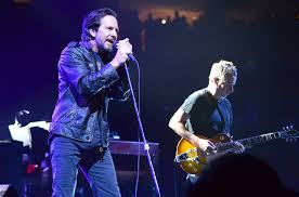 watch pearl jam rock with trick sting at madison square garden dig up some old favorites