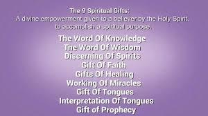 dna spiritual gifts