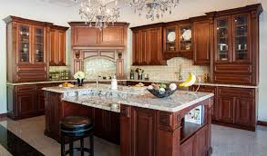 phoenix kitchen remodeling mahogany cabinets granite countertops islands