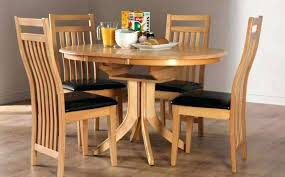 round expanding dining table round dining table