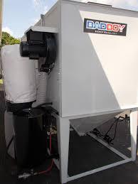 Abrasive Blasting Cabinet Shot Blasting Cabinet Bb 9000xld Bvd Tt Pr