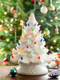 Old Fashioned Christmas Tree Light Bulbs