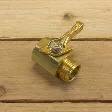 garden hose shut off valve. Garden Hose Brass Shut-Off Valve By Dramm Shut Off