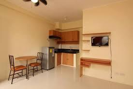 Pretty Studio Type Apartment For Rent Incredible Decoration Studio Type  Apartment In Cebu City Near Malls