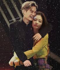 28 images about Jennie x Kai ¡! on We Heart It | See more about exo,  blackpink and kai