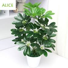 decorative plants for office. Artificial Plants Living Room Hotel Office Put Small Decorative Potted Bonsai 45cm18 Ye Money Tree For I