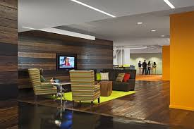 Wooden office Nice Hakuhodo Office Thesynergistsorg 30 Creative Wooden Workspace Interior Designs Web Design Ledger