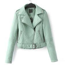 winter jacket women 2016 plus size leather jacket 4xl 5xl thick pilot motorcycle leather jacket sashes