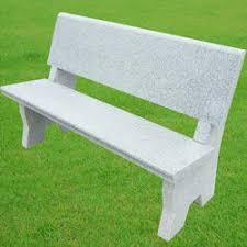 cement garden bench. Fine Cement RCC Cement Bench On Garden T