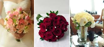 types of flowers in bouquets. from left to right: a pastel pink round bouquet by go for flowers \u0026 event types of flowers in bouquets 0
