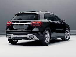The gla 250 comes equipped with only the most basic of features as standard, with plenty of room for customization through the available packages. 2019 Mercedes Benz Gla 250 Mpg Price Reviews Photos Newcars Com