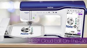 Brother Embroidery Machine Design Software Bes4 Dream Edition Software Brother Dream Machine Brother