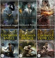 Image result for all editions of the mortal instruments