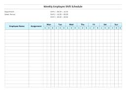Weekly Work Hours Sheet Excel Worked Template Hour Employee Shift