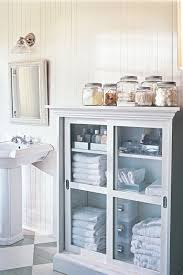 glass bathroom cabinets designs great storage option for with simple shelving units