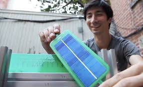 diy solar pocket factory machine can print a solar panel every 15 seconds
