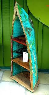wood boat shelf bookcase bookshelves reclaimed teak bookshelf shelves by wooden diy f