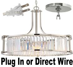 plug in chandeliers pendant lights lamp shade pro with regard to chandelier decorations 11