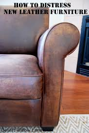 i ve always wanted one of course my pockets aren t deep enough to afford a real vintage leather club chair instead i bought this leather chair and