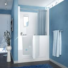 Tub Shower Combos Contemporary One Piece Tub Shower Combo From Sterling Fiberglass