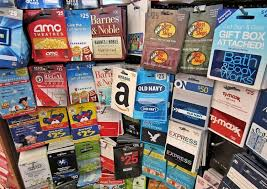unwanted gift cards how to sell swap or donate cards from walmart target best al