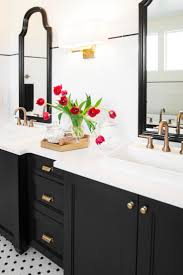 the 25 best black and white master bathroom ideas on black and white bathroom vanity unit