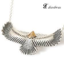 native eagle pendant top only silver pendant silver necklace top men s wrap free