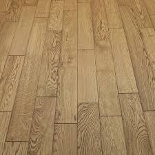 Rustic Wood Flooring Aged Rustic Golden Oak Brushed Oiled Solid Wood Flooring
