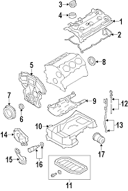 com acirc reg infiniti g engine appearance cover oem parts 2008 infiniti g35 sport v6 3 5 liter gas engine appearance cover