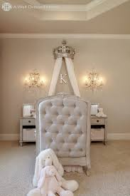 Canopy Bed Crown Molding Nursery Decors Furnitures How To Make A Baby Crib Canopy