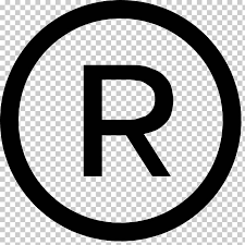 Registered Symbol Registered Trademark Symbol Service Mark Copyright R Png