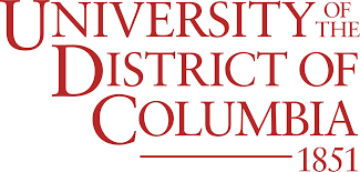 File:University of the District of Columbia text logo.svg ...